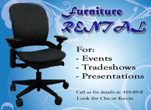 furniture-rental-philippines