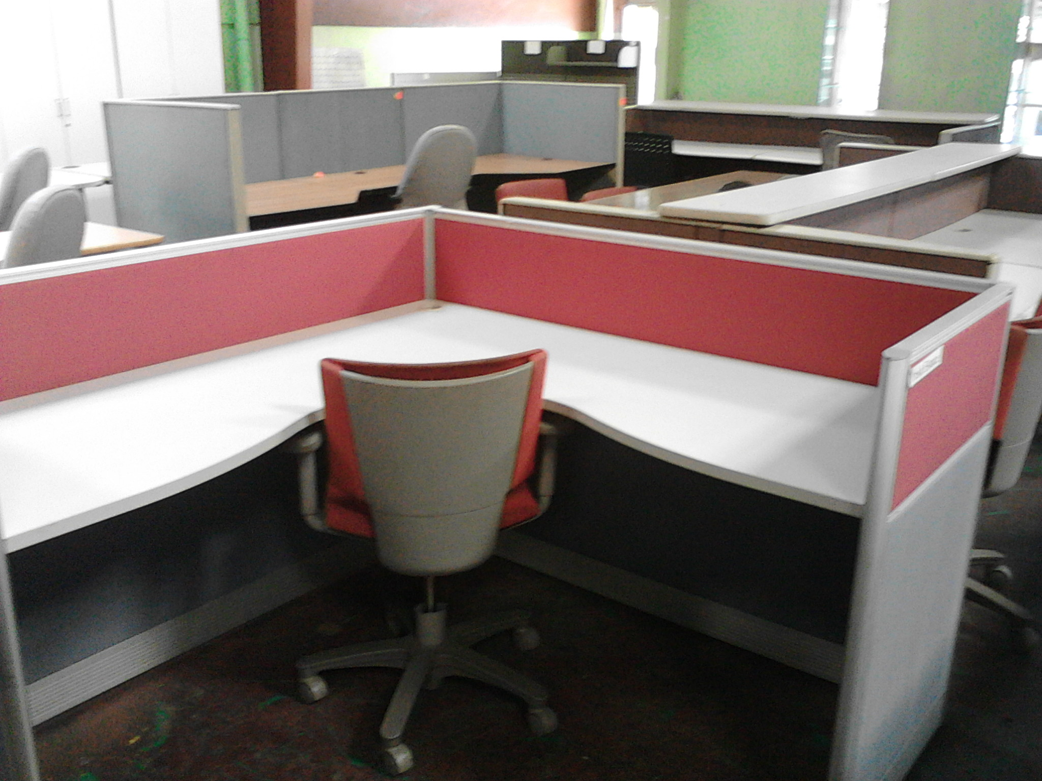 Office cubicles used office furniture philippines part 9 for Furniture philippines