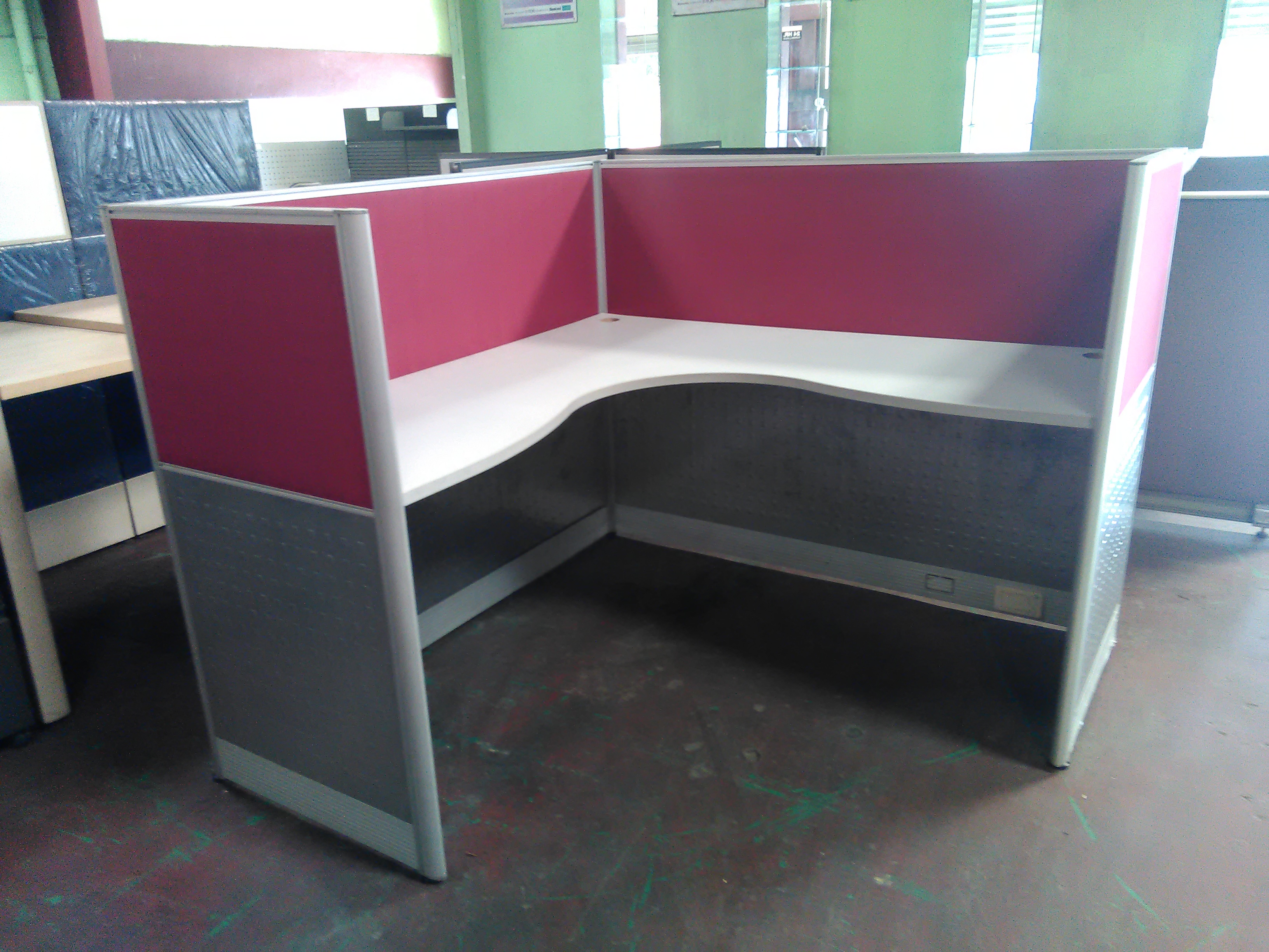 Work Station Used Office Furniture Philippines