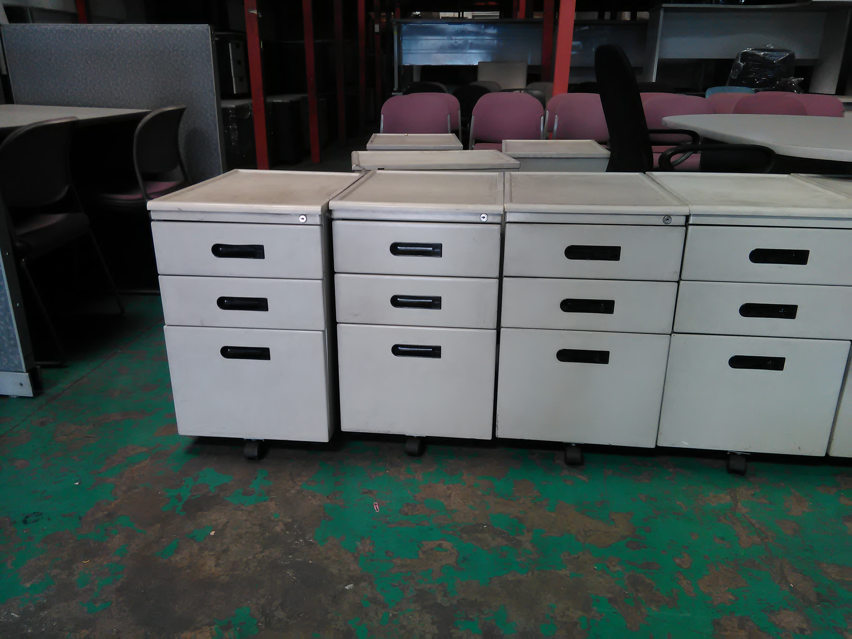 Mobile Pedestal Used Office Furniture Philippines
