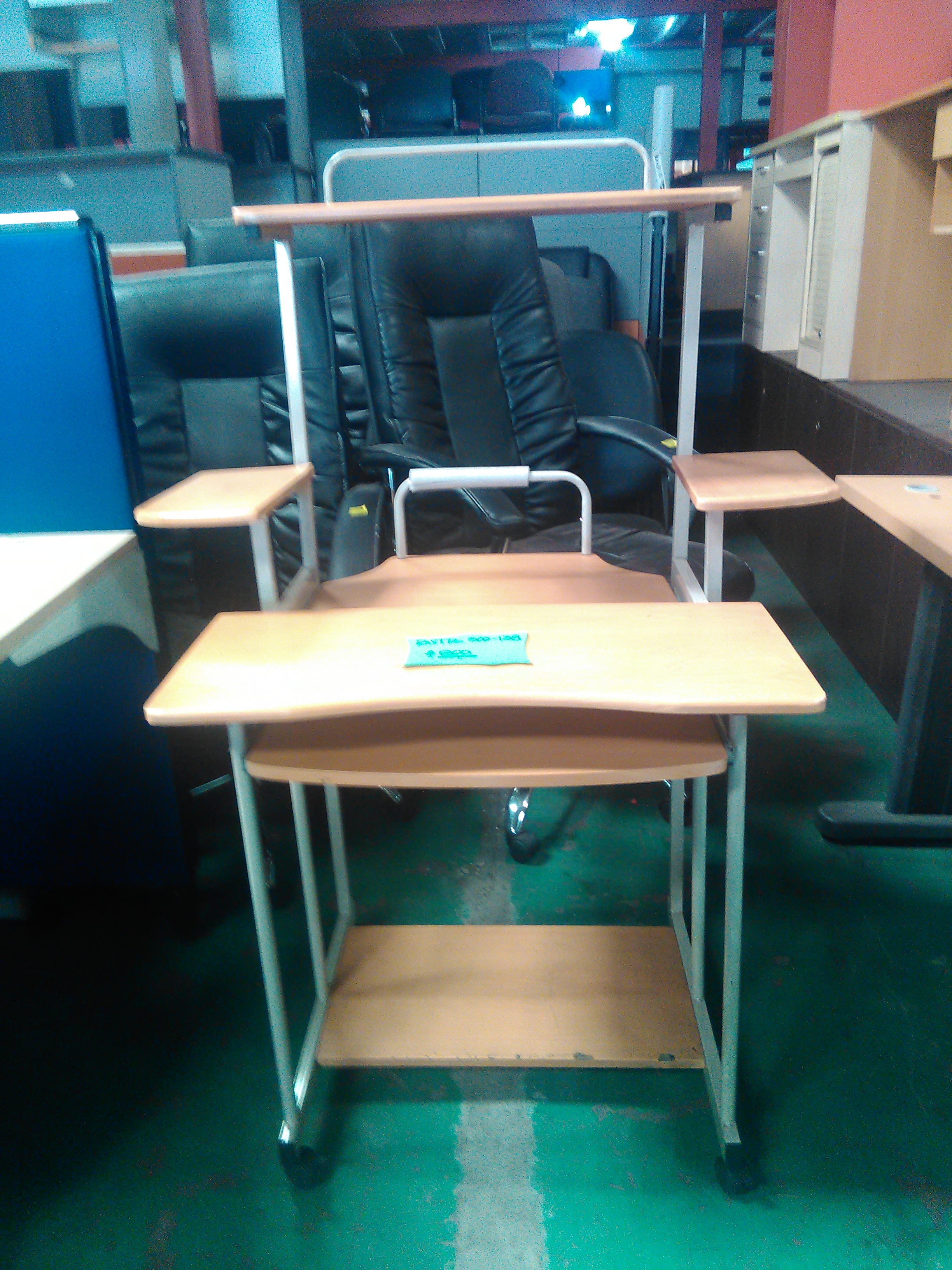 premium selection 32376 b3f13 secondhand computer table | Used Office Furniture Philippines