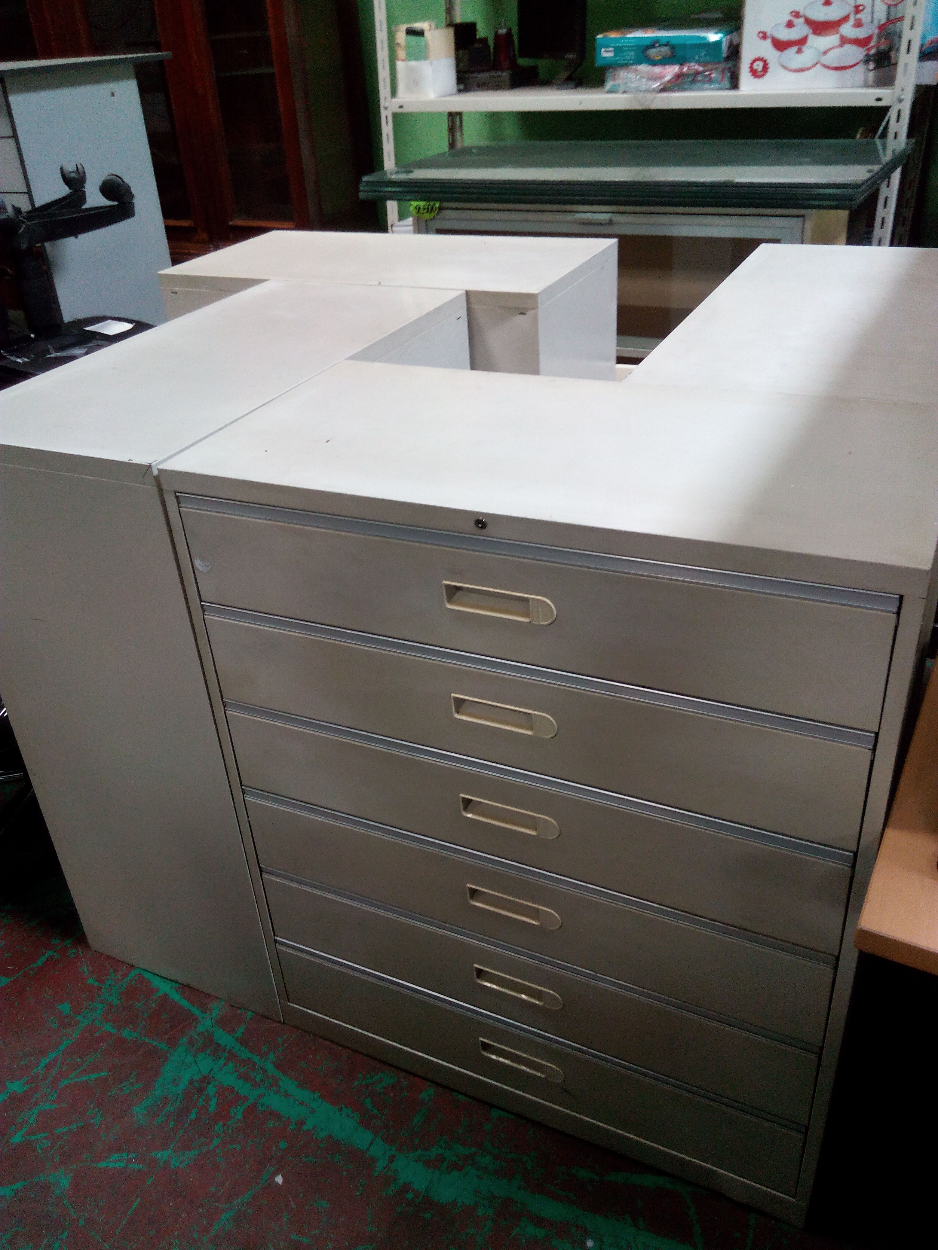 Lateral Steel Cabinet October 10 2017 Used Office Furniture Philippines